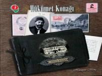 AHMET KAYA - Amasya Hükümet Konağının Kitabını Yazdılar