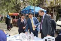 OSMAN NURI CIVELEK - Azdavay 75. Yıl Cumhuriyet Yatılı Bölge Okulu Kermes Açtı