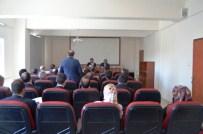 ZAFER ÖZ - Aziziye'de Okul Müdürleri İle Değerlendirme Toplantısı