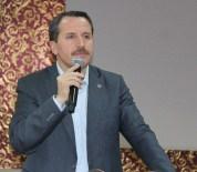 KRAL ÇıPLAK - Elazığ'da 'Türkiye'de Sendikacılığın Dünü, Bugünü, Yarını' Konferansı