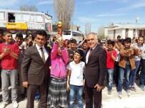 HÜSEYIN GÖKTÜRK - Hasköy'de 'Çevre Temizliği Bilinci Oluşturma' Etkinliği