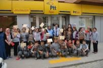Ilgaz'lı Öğrencilerden Asker Ve Polise Moral Mektubu