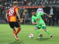 MARTİN LİNNES - İlk Yarı Galatasaray'ın