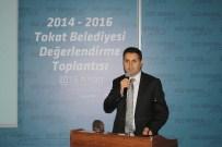 SEL BASKINI - Kanal İstanbul'a Kardeş Proje Açıklaması 'Kanal Tokat'
