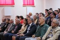 HÜSEYIN TÜRK - 'Kazakistan Kültürü' Konferansı