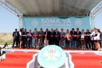 DOĞALGAZ FİYATLARI - Manisa Büyükşehir'den Soma'da Toplu Açılış Şöleni