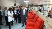 BEKLEME ODASı - MEÜ'de Ayaktan Kemoterapi Ünitesi Açıldı
