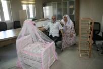 KOAH - Yozgat'ta Huzurevi'nde Kalan Yaşlı Çift Boş Zamanlarını Maket Yaparak Değerlendiriyor