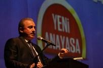 YAZIM KOMİSYONU - Anayasa Komisyonu Başkanı'ndan 'Ergenekon' Yorumu
