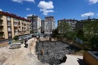 ERDAL ÇAKıR - Bağcılar'a Osmanlı Mimarisi Tarzında Cami