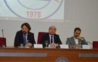 CENGIZ YıLMAZ - ERÜ'de 'Turizm'de Kriz Yönetimi' Konulu Panel Düzenlendi