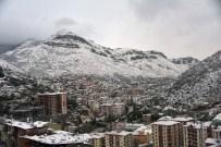 ZIGANA - Gümüşhane'de Kar Yağışı
