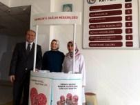 TURAN ATLAMAZ - İlkadım, Organ Ve Doku Bağışında Türkiye Birincisi Oldu