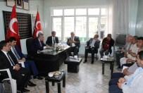 EMİN HALUK AYHAN - MHP Genel Başkan Yardımcısı Emin Haluk Ayhan Kilis'te