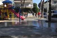 KAYNANALAR - Nazilli'de Kaynanalar Parkı Yenilenmiş Hali İle Hizmete Girdi