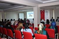 SOSYAL GÜVENLİK REFORMUNU - Şanlıurfa Gençlik Merkezi Gençleri Bilinçlendiriyor