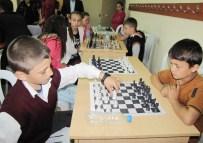 HASANLAR - Satranç Turnuvası