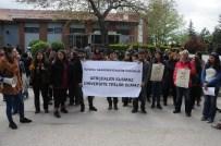 FAŞIST - Üniversite Öğrencilerinden Tutuklu Akademisyenlere Destek