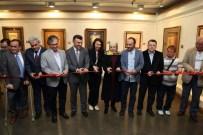 Zeytinburnu'nda 'Hürmet' İsimli Tezhip Sergisi Açıldı