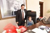 HAKAN KILIÇ - 23 Nisan'da Bodrum'a Minik Kaymakamlar