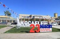 EĞLENCE FUARI - 23. Nisan Festivali 2. Gününde De Katılımcılarını Eğlendirecek