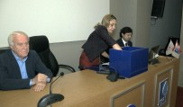 ENGELLİ PERSONEL - Asat'ta Engelli Personel Kur'a Çekimi