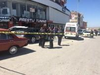 Başkent'te İş yerine silahlı baskın: 9 yaralı