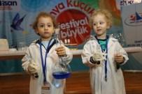 EĞLENCE FUARI - Dünya Çocukları 23 Nisan Coşkusunu Bilimle Kutluyor