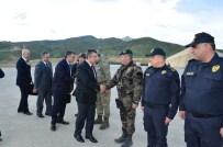 TÜRK POLİS TEŞKİLATI - Emniyet Genel Müdürü'nden Kritik Bölgelere Ziyaret