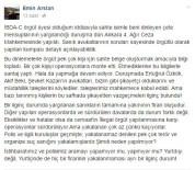 AKIF BEKI - Eski Emniyet Genel Müdür Yardımcısı Sosyal Medyadan Seslendi