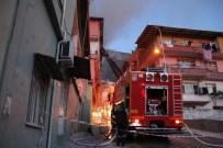 Hatay'da Ev Yangını Açıklaması Biri Bebek 6 Kişi Zehirlendi