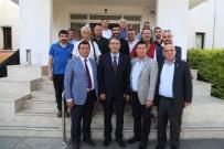 İSMAIL ALTıNDAĞ - İrgil'den Başkan Kocadon'a Ziyaret
