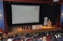 KABATAŞ ERKEK LISESI - Simule Birleşmiş Milletler 'Hasmun 2016' Başladı