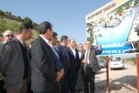 BEŞPıNAR - STK'lar Adıyaman'ın Vizyon Projesini Yerinde İnceledi