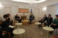 KOSOVA MECLİS BAŞKANI - 'Türkiye Kosova Halkının Yanındadır'