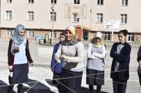 FARKINDALIK YARATMA - Ziller Erzurum'da Etcep İçin Çalıyor