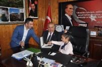 23 Nisan Pınarbaşı'nda Coşkuyla Kutlandı