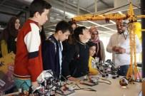 EĞLENCE FUARI - Akıllı Robotlar Festivalde Çocukları Bekliyor