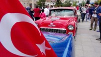KLASİK OTOMOBİL RALLİSİ - Aksaray'da Klasik Otomobil Rallisi
