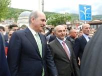 SINAN PAŞA - Başbakan Yardımcısı Kurtulmuş, Prizren Başkonsolosluğunun Açılışını Yaptı