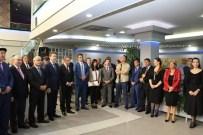 MESİR MACUNU FESTİVALİ - Başkan Ergün Yabancı Konuklarını Ağırladı