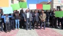 DÜNYA BASINI - Bayburt'ta Sanayi Esnafı Kepenk Kapattı