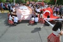 SUAT YıLDıZ - Bozyazı'da 23 Nisan Coşkuyla Kutlandı