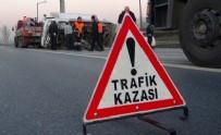 DEMIRCILI - Giresun Tirebolu'da feci kaza: 2 ölü