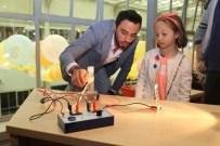EĞLENCE FUARI - Minikler 23 Nisan Coşkusunu Bilim Ve Eğlence İle Kutladı