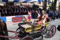 MESİR MACUNU FESTİVALİ - 476. Mesir Saçım Töreni Kortej Yürüyüşüyle Başladı