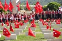 FRANSA BÜYÜKELÇİSİ - 57. Alay'da Anma Töreni
