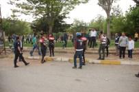 ADıYAMANSPOR - Amatör Lig Maçında Kavga