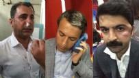 ANKARA 19 MAYıS STADı - Ankaragücü Amedspor maçında olaylar çıktı