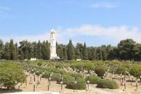 FRANSA BÜYÜKELÇİSİ - Çanakkale'deki Fransız Ve Helles Anıtlarında Anma Töreni